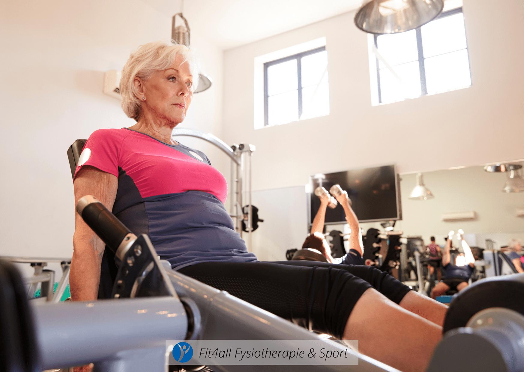 Oefeningen Nieuwe Knie